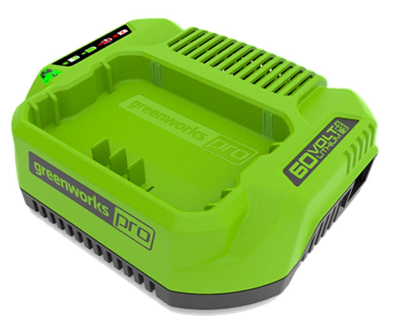 Зарядное устройство Greenworks , 60V